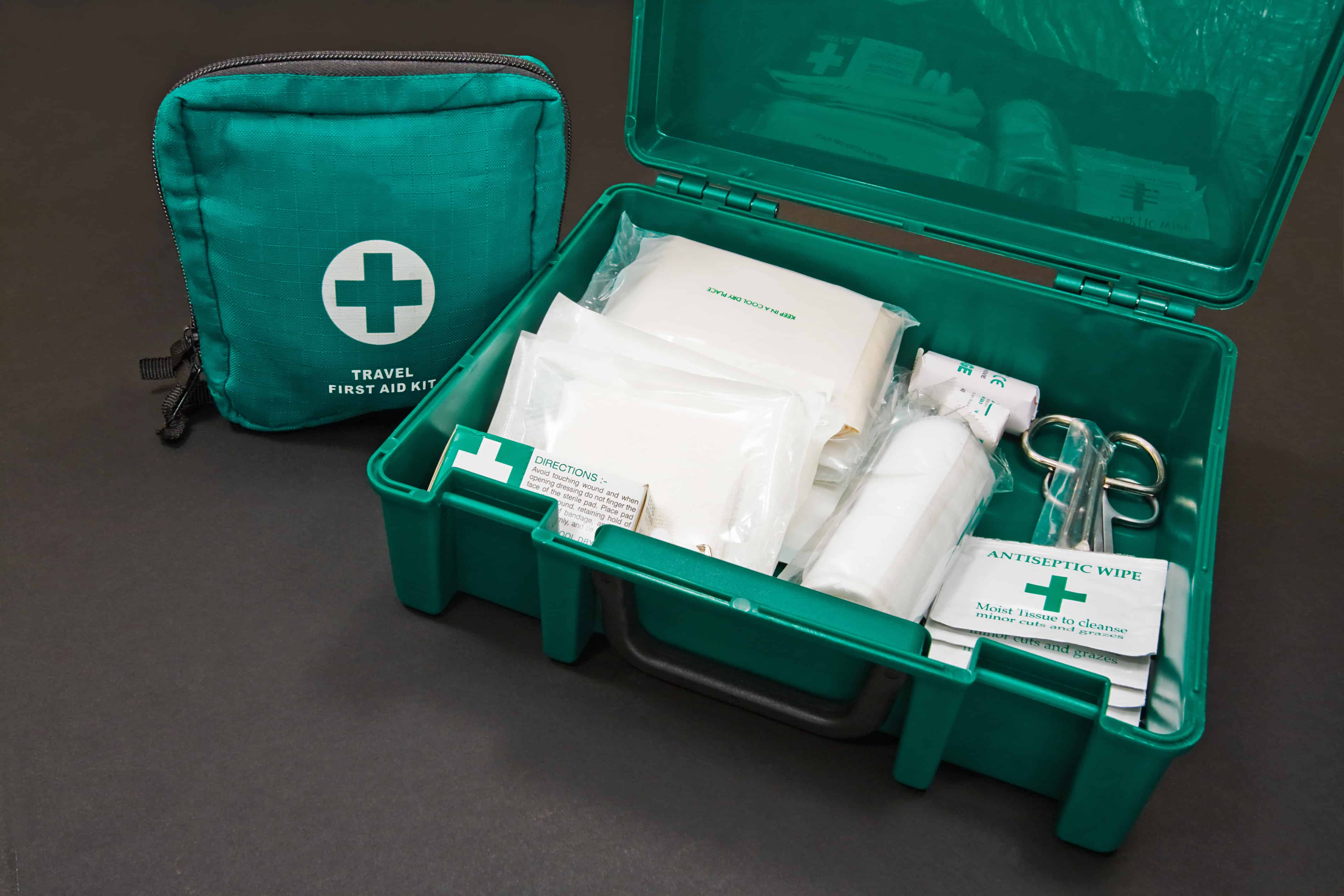 Know you can provide First Aid, before help arrives.