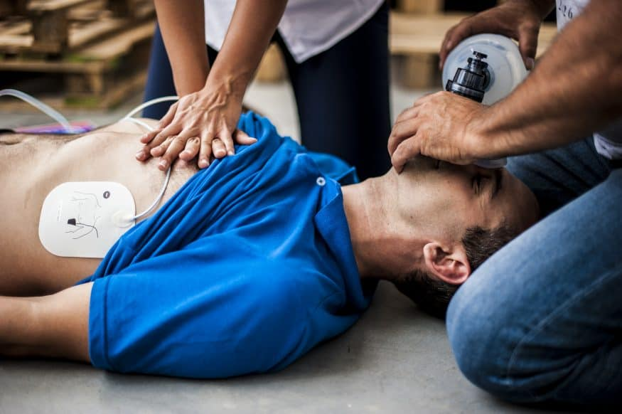 AED CPR