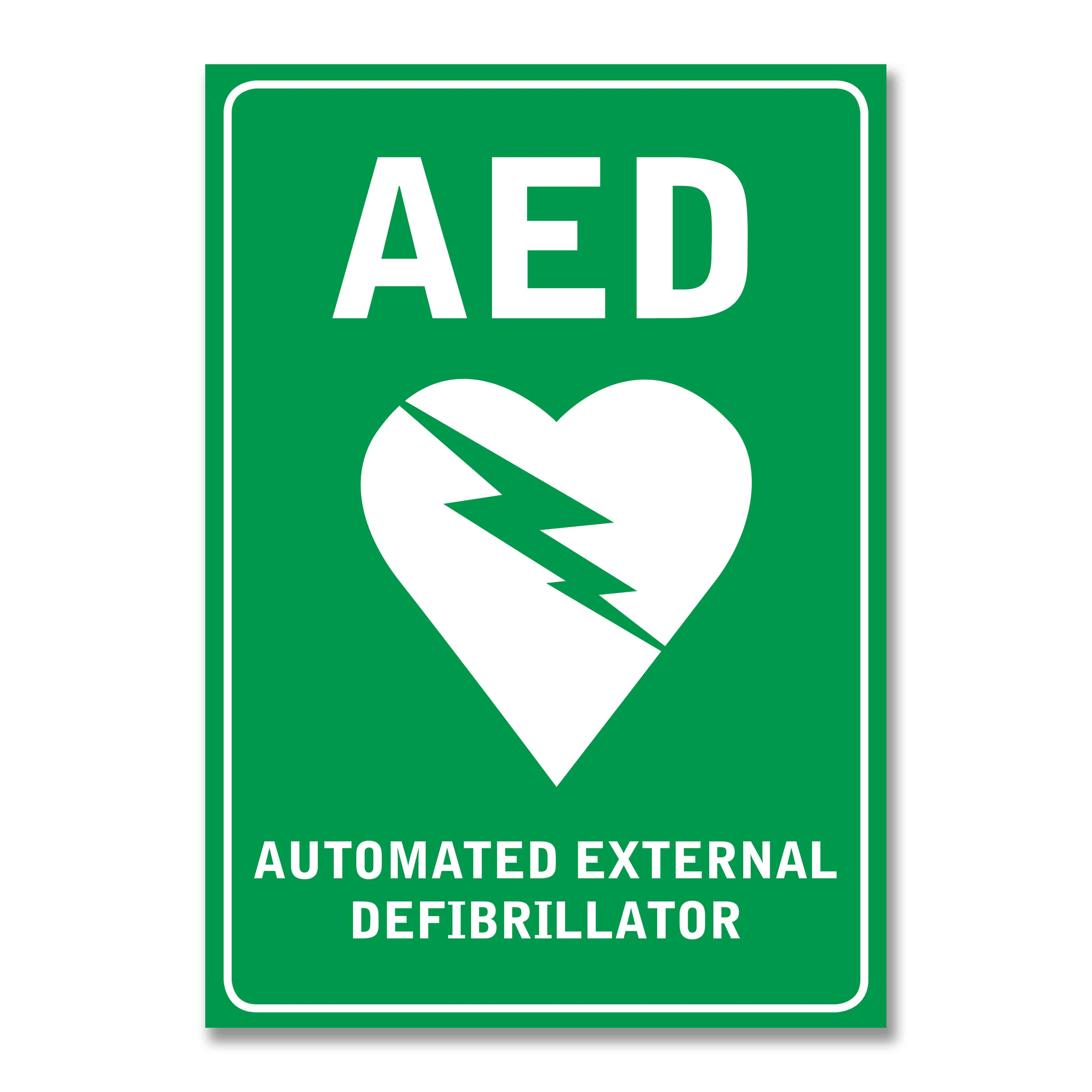 AED First Aid