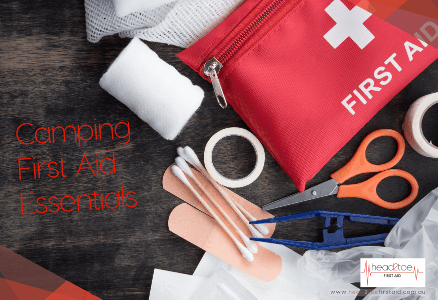 What to pack in the best Camping First Aid Kit