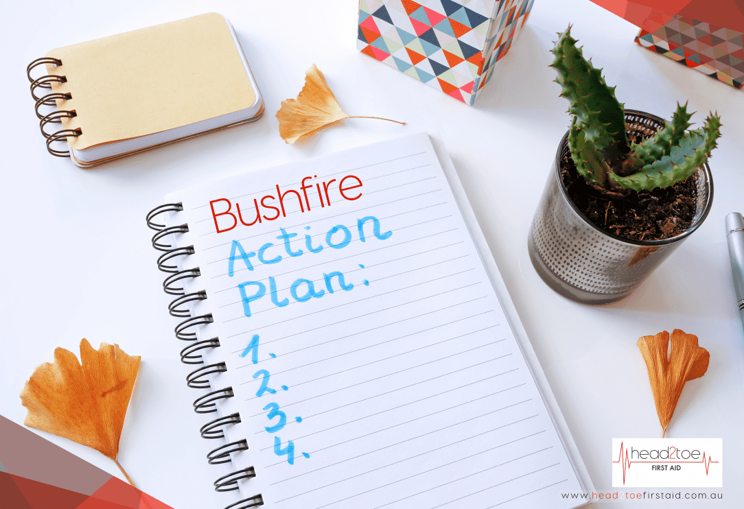 Why a Bushfire or Emergency Action Plan is Vital