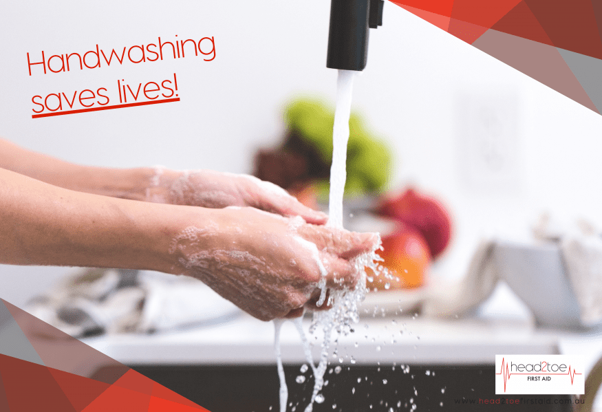 Why Handwashing Saves Lives!