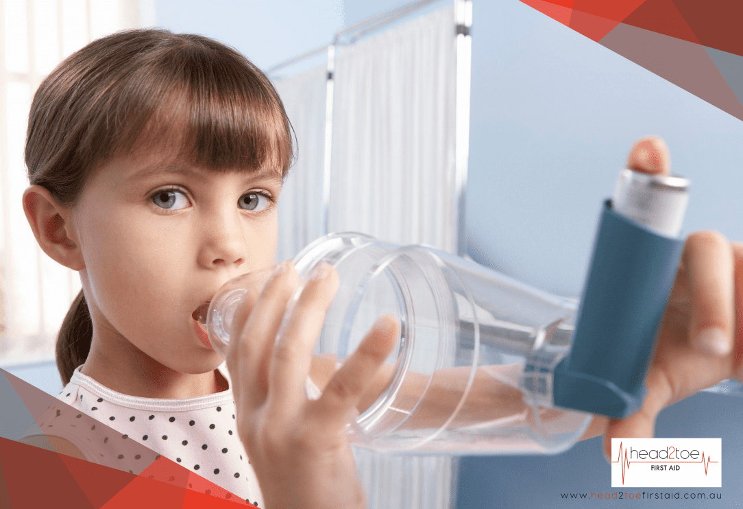 Manage Asthma with Head2Toe First Aid